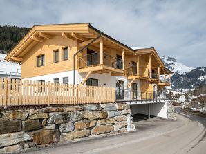 Ferienwohnung Bergblick Appartement