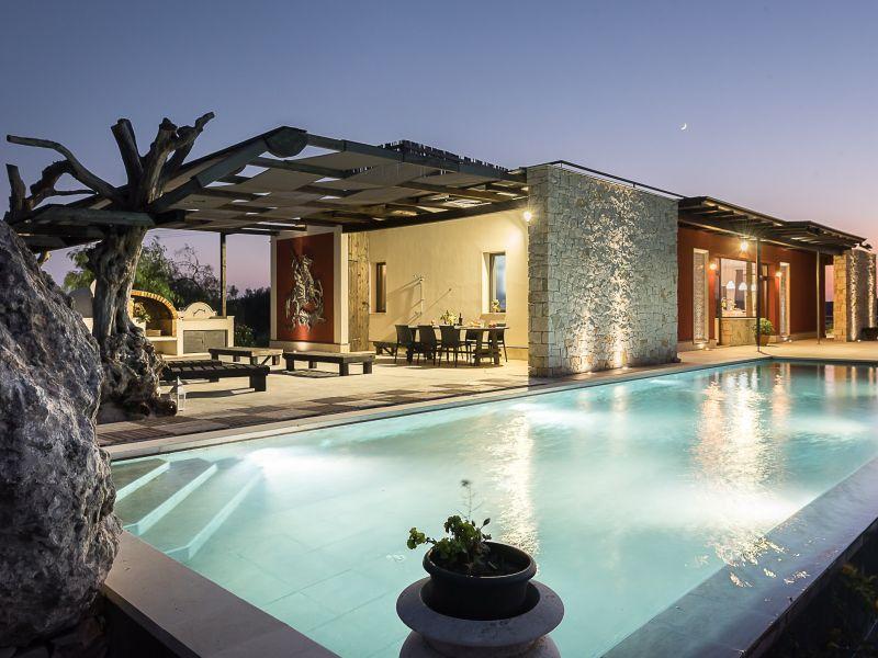 Villa mit atemberaubendem Ausblick