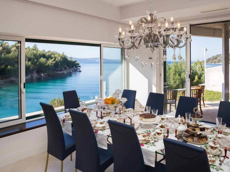Luxus Villa Bay of Brac