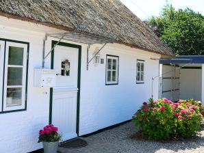 Ferienhaus Reetkate Sandwehle