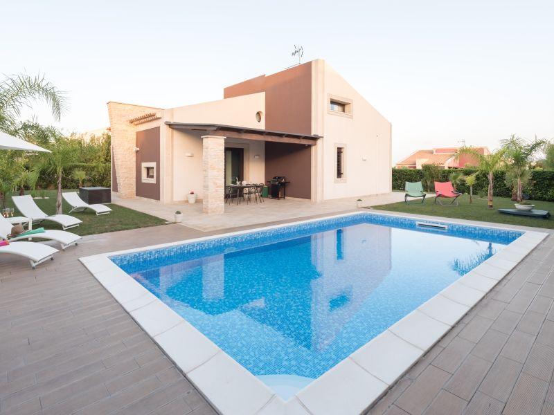 Villa nahe Pozzallo und dem Meer