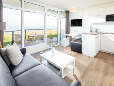 "Apartment 17 ""Meerblick"" (""Sea View"")."
