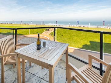 "Apartment Eurohof 17 ""Meerblick"" (""Sea View"")."
