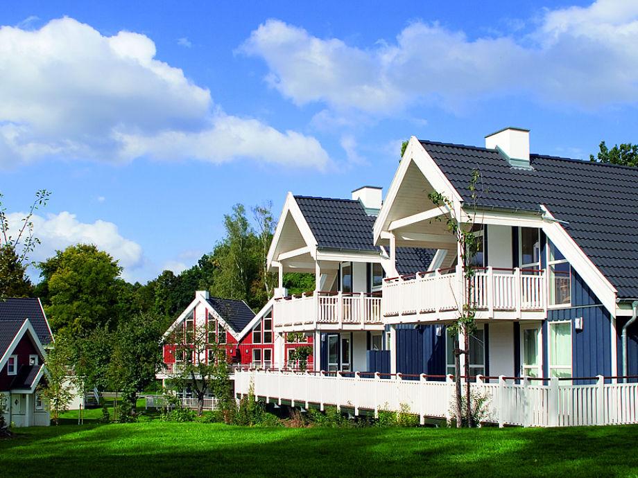 Ferienhaus im Schlosspark Bad Saarow