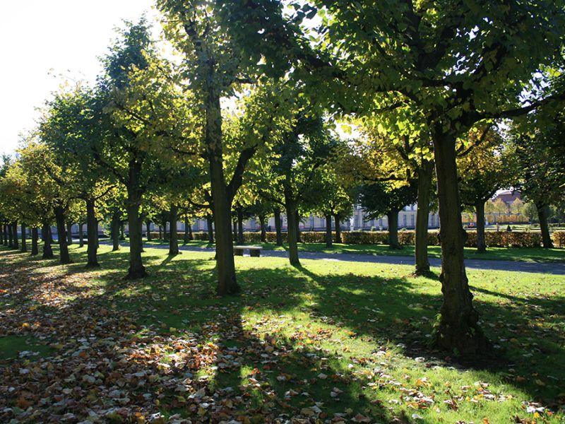 Ferienwohnung Schlosspark Apartment