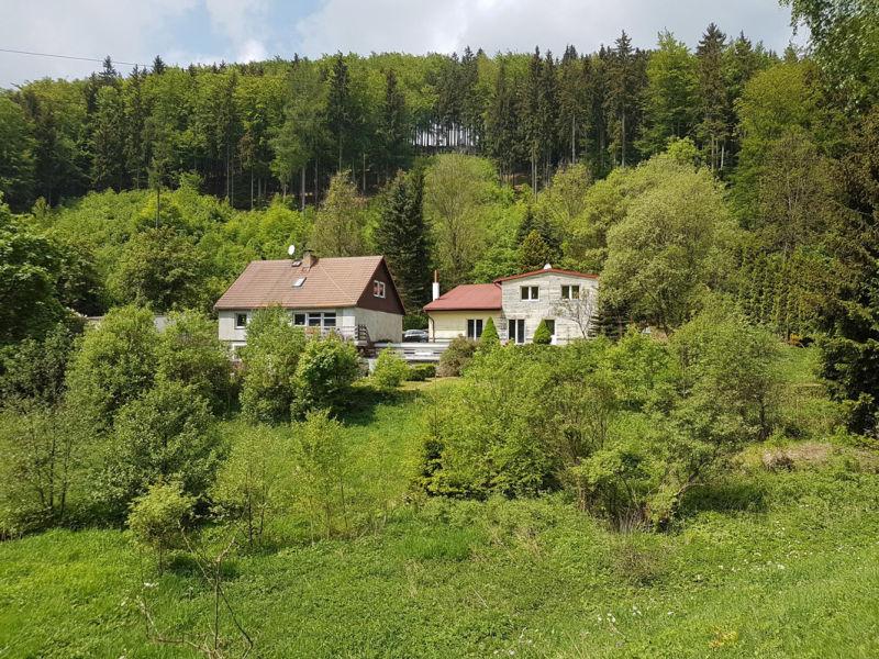 Ferienwohnung Waldhaus Jáchymov- Ap. 2