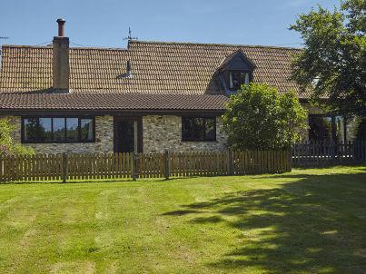 Weathervane Cottage at Twistgates Farm Cottages