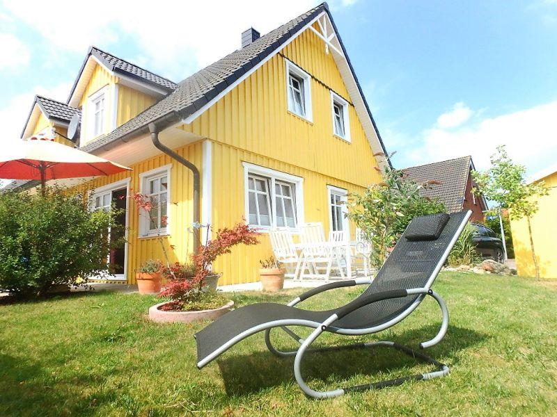 """Schwedisches Ferienhaus """"Pfefferminza"""" an der Ostsee"""