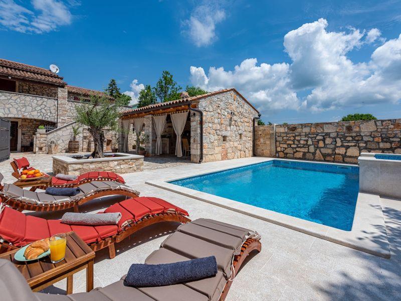 Villa Casa Di Roccia