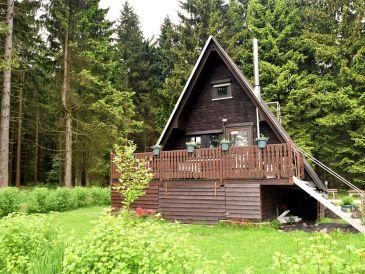 Ferienhaus Wanderhütte am Rennsteig