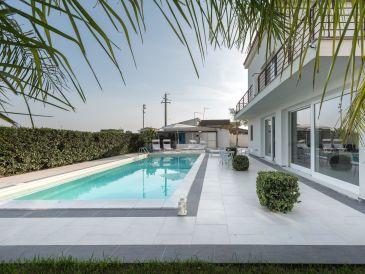 Villa mit Pool in Syrakus