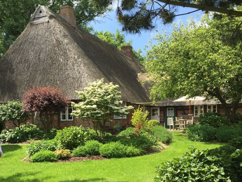 Ferienhaus Grüne Aussichten