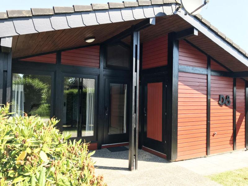 Käptn Seebär Premium-Ferienhaus <150m Nordsee