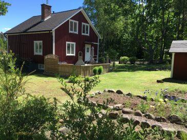Ferienhaus Haus Solhem, Mörlunda