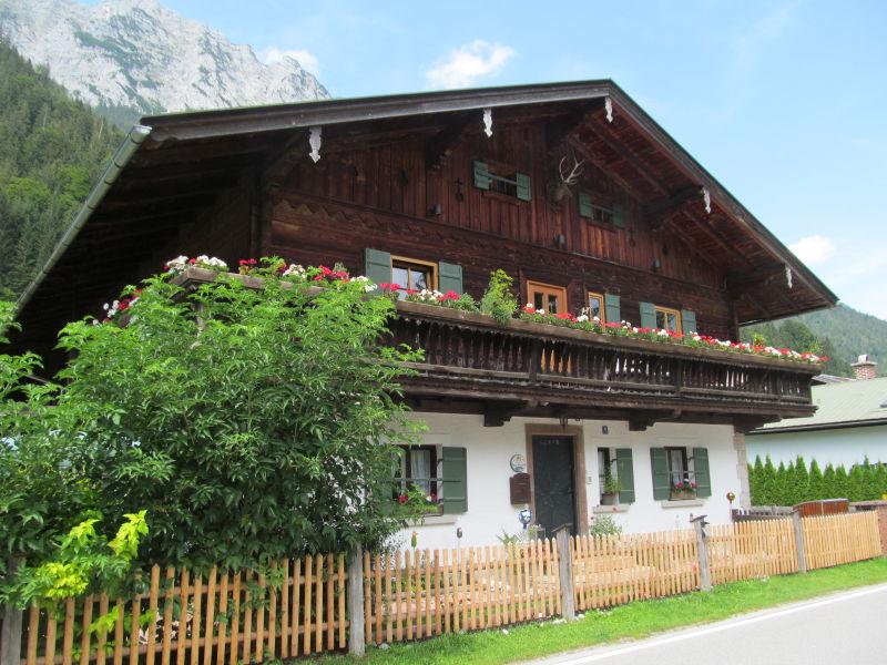 Ferienwohnung Haus Luitpold