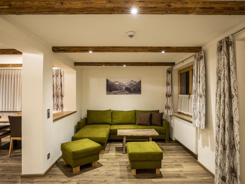 Ferienwohnung Bergwald: Haus am Rank