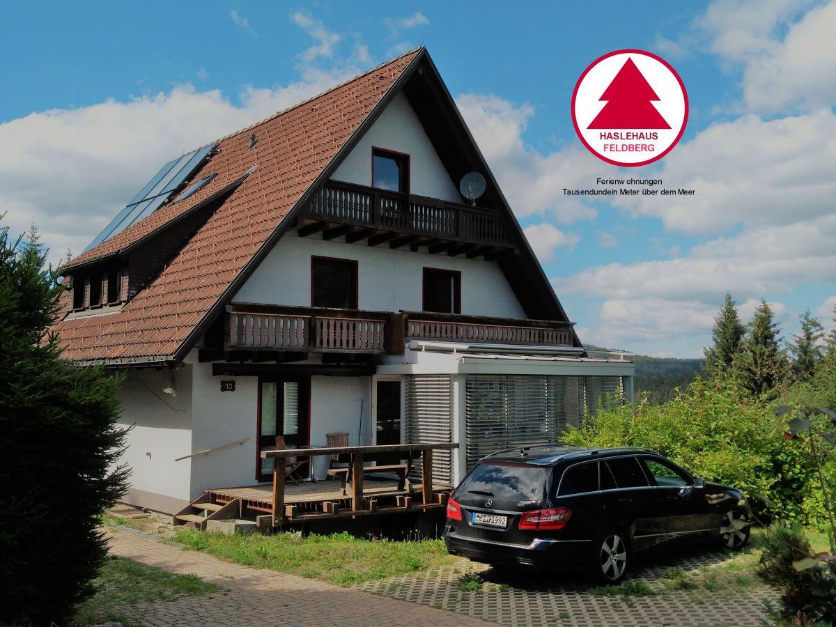 Holiday Apartment Tannenzäpfle Im Haslehaus Feldberg In