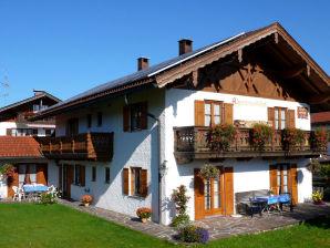 Ferienwohnung Alpenrundblick