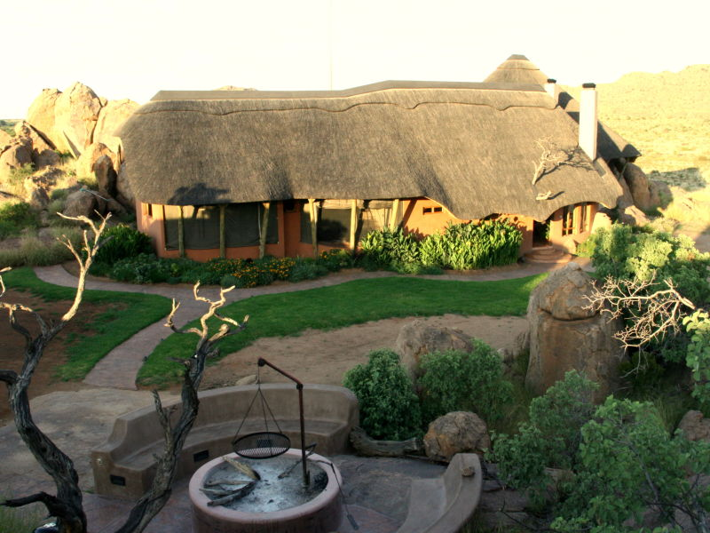 Villa Bushman-Rest