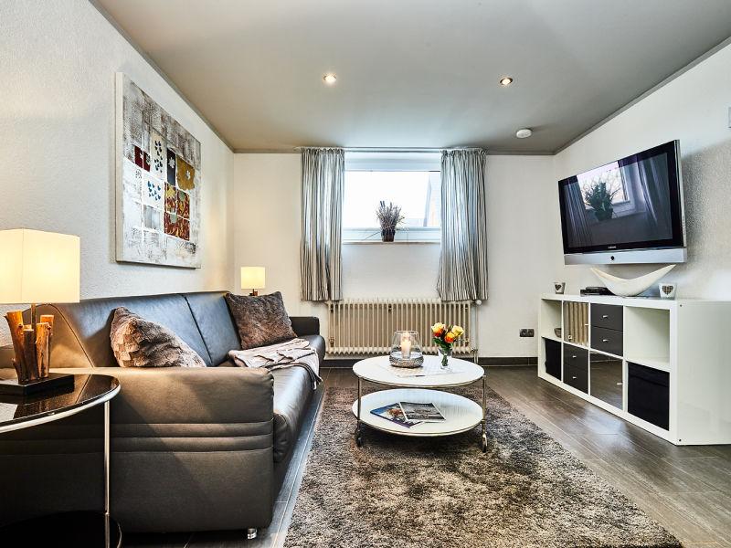 """Schickes 1-Zi-Apartment """"Stranddistel"""" an den Dünen"""