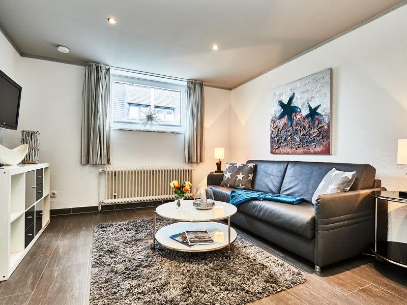 "Kuscheliges 1-Zi-Apartment ""Möwe"" in bester Dünenlage"