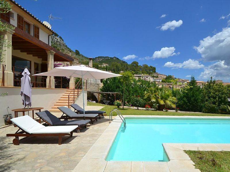 Villa mit tollem Panoramablick