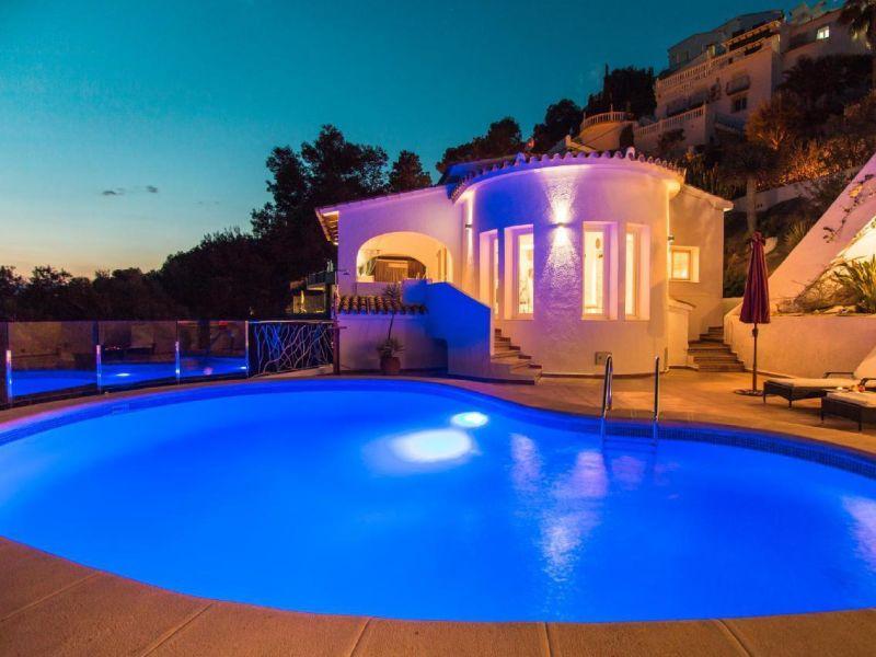 Ferienhaus Chill Out Villa mit Meerblick