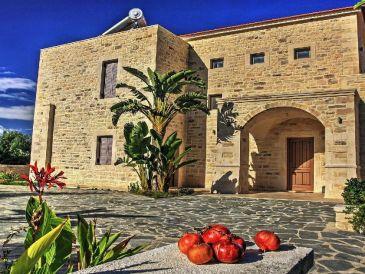 Ferienhaus Exklusive Poolvilla mit Meerblick