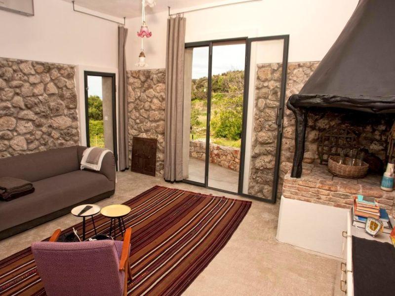 Ferienhaus Kleines Meerblick-Haus für Zwei