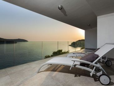 Penthouse Apartment am Meer