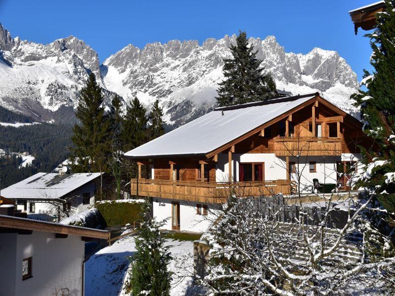 Ferienwohnung Haus Monika - Enzian Top 3