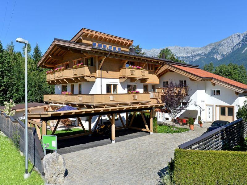 Ferienwohnung Haus Harmony - Wilder Kaiser Top 4