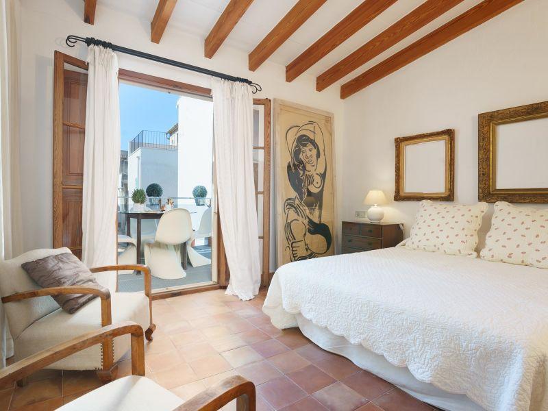 Apartment Atico Laura mit Dachterrasse in Pollensa Altstadt
