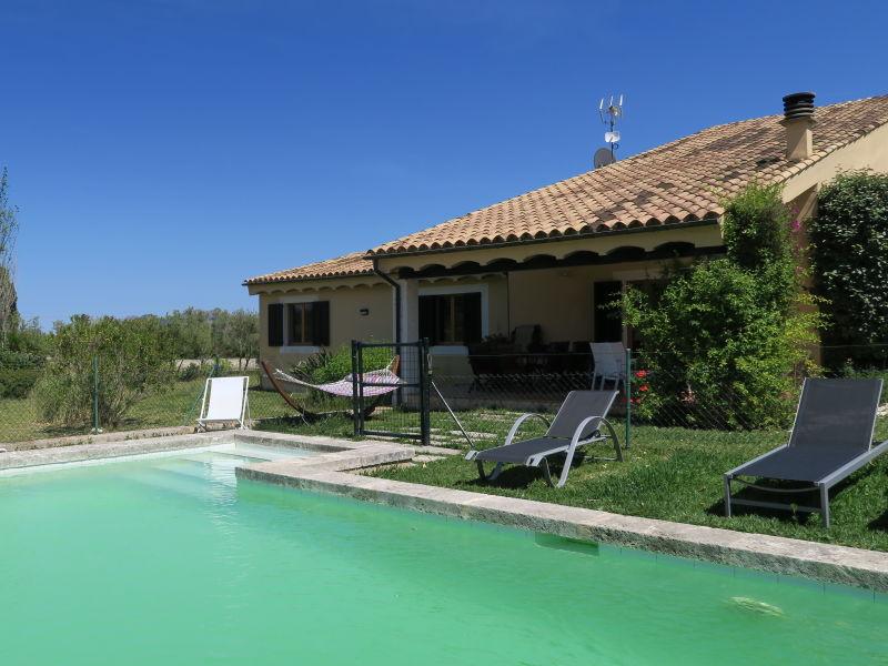 Finca Can Pau mit heizbarem Pool in Pollensa
