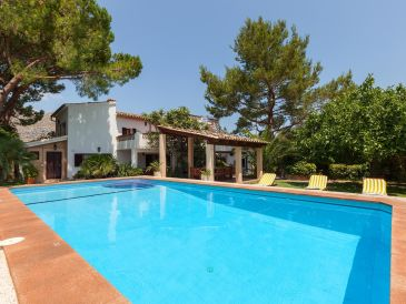 Finca Can Carles mit Pool in Pollensa