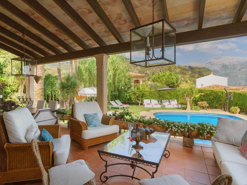 Finca Cana Eva mit Pool und Garten