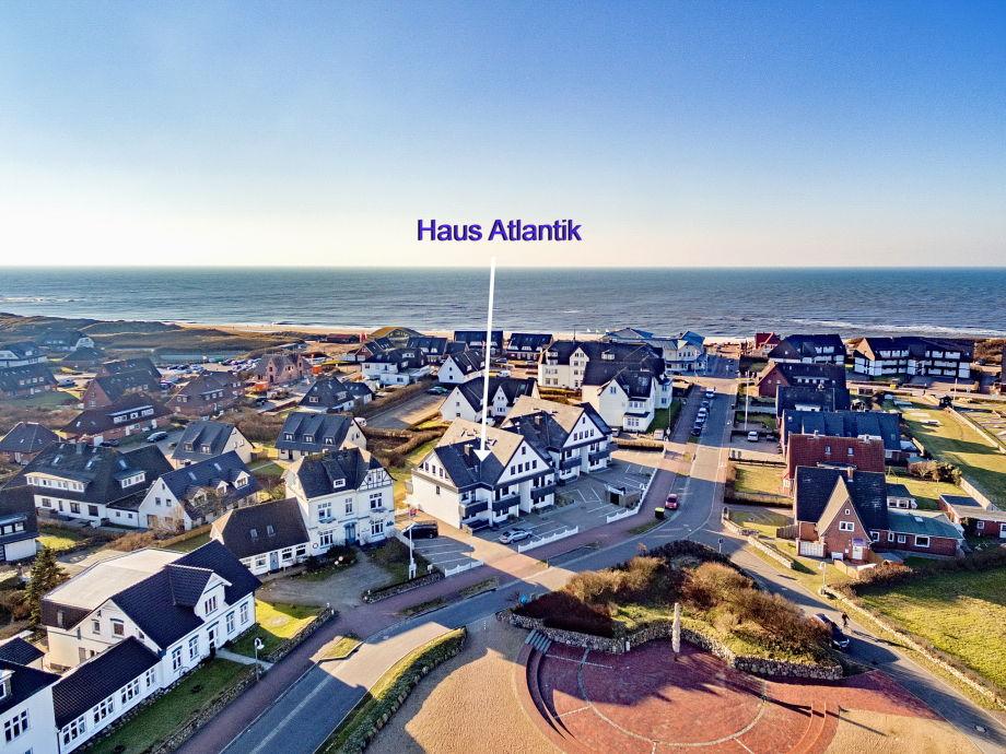 Außenaufnahme 5 im Haus Atlantik