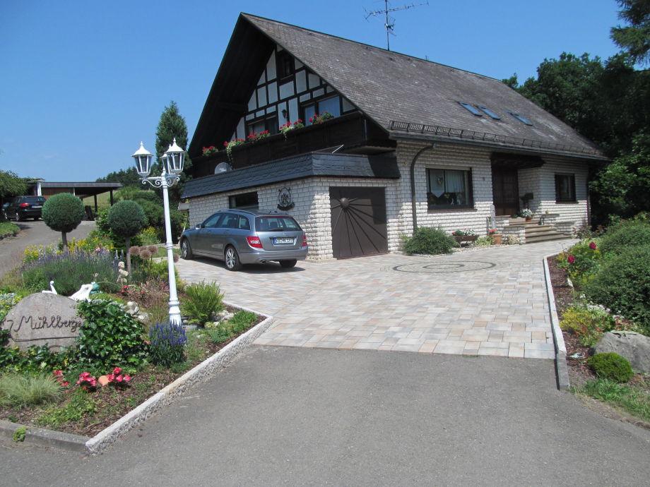 Außenaufnahme Haus Mühlberger