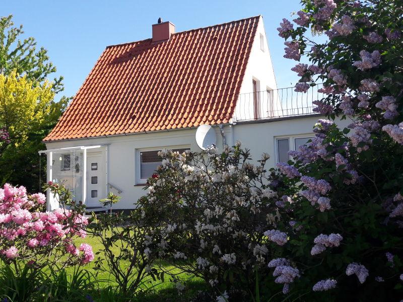 Ferienhaus Haus Strandglück