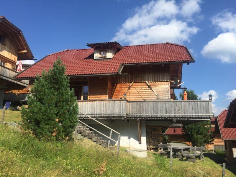 Ferienhaus Bärli Hütt´n