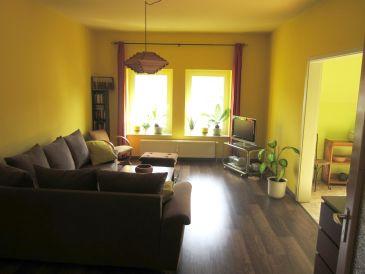 Ferienwohnung Apartment Krusewitz zentral gelegen inkl. W-Lan