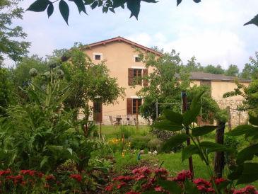 Château de Dournès: La ferme – gemütliches Ferienhaus für 9 Personen mit Pool