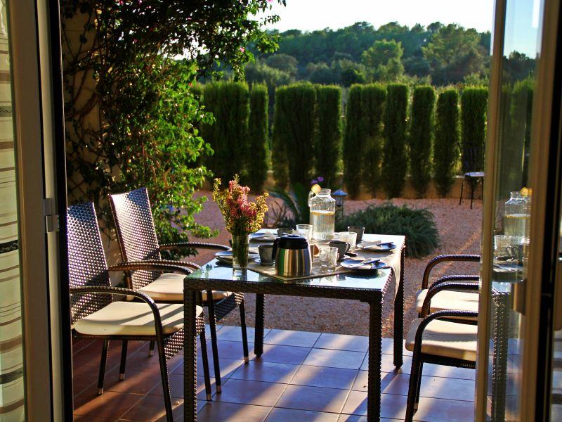 Ferienwohnung Gartenwohnung mit Komfort