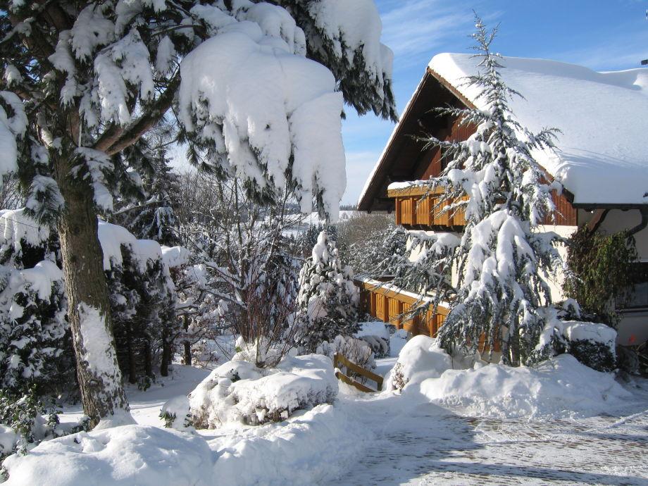 Außenaufnahme Haus Kallenbach/Schweizer Blick