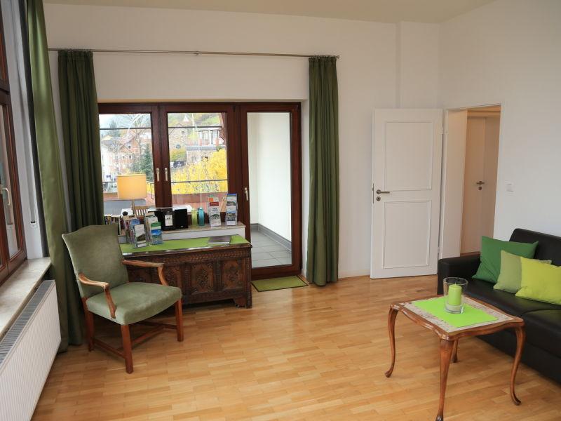 Holiday apartment Rhine view