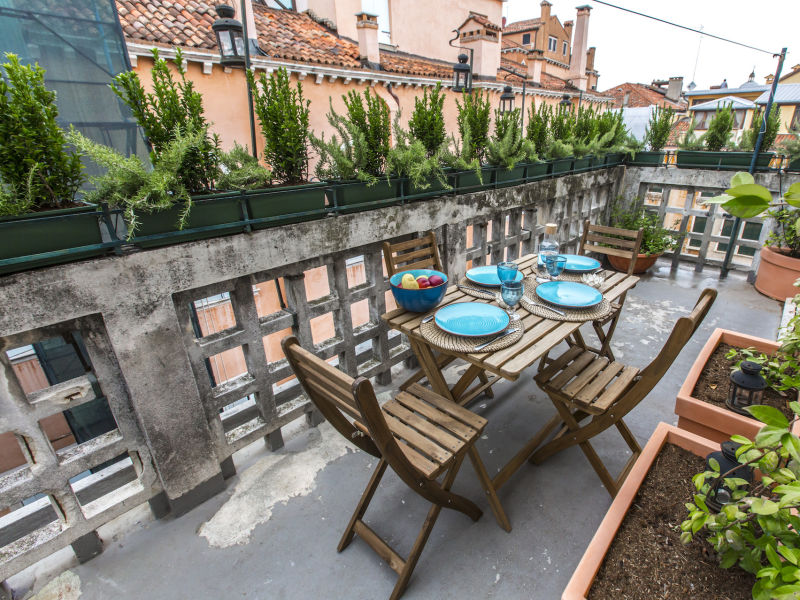 Apartment Greci Design Terrace