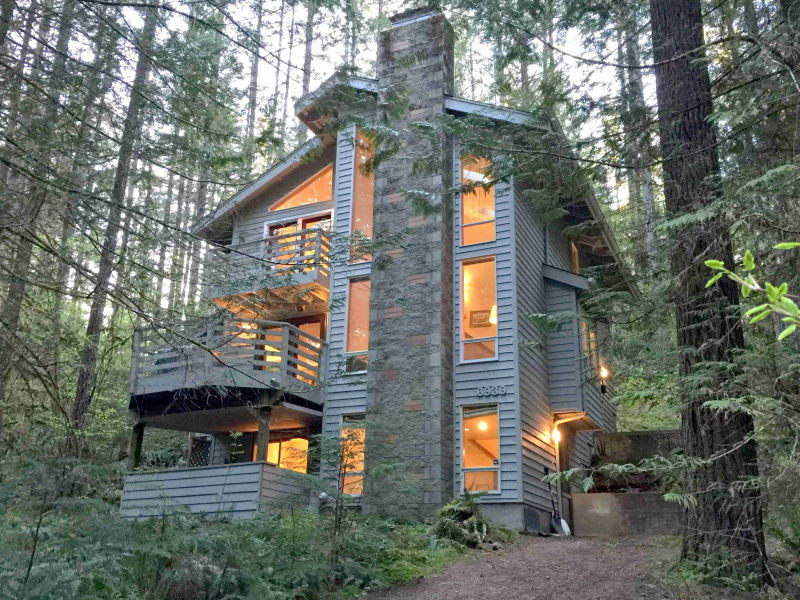 Ferienhaus Mt. Baker Cabin #42