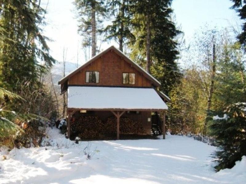 Holiday house Mt. Baker Cabin #44-Sleeps 8!
