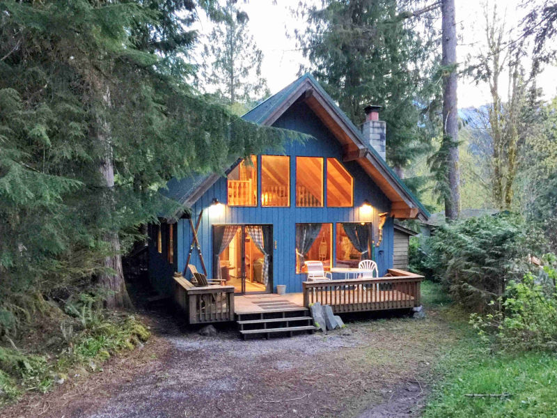 Holiday cottage Mt. Baker Cabin #53 - Sleeps 6!