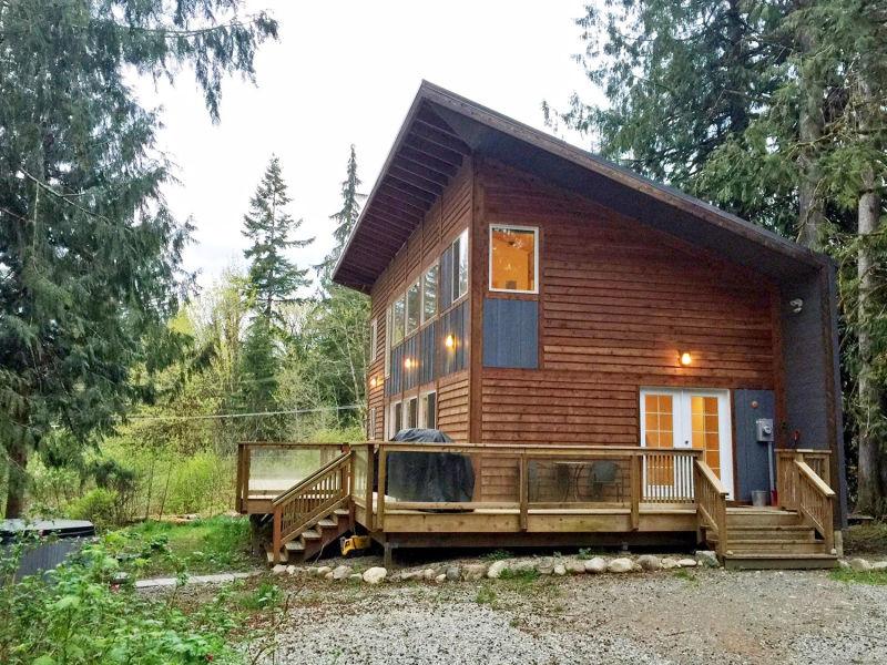 Ferienhaus Mt. Baker Cabin #58